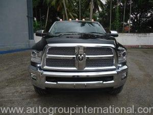 Dodge Ram right hand drive