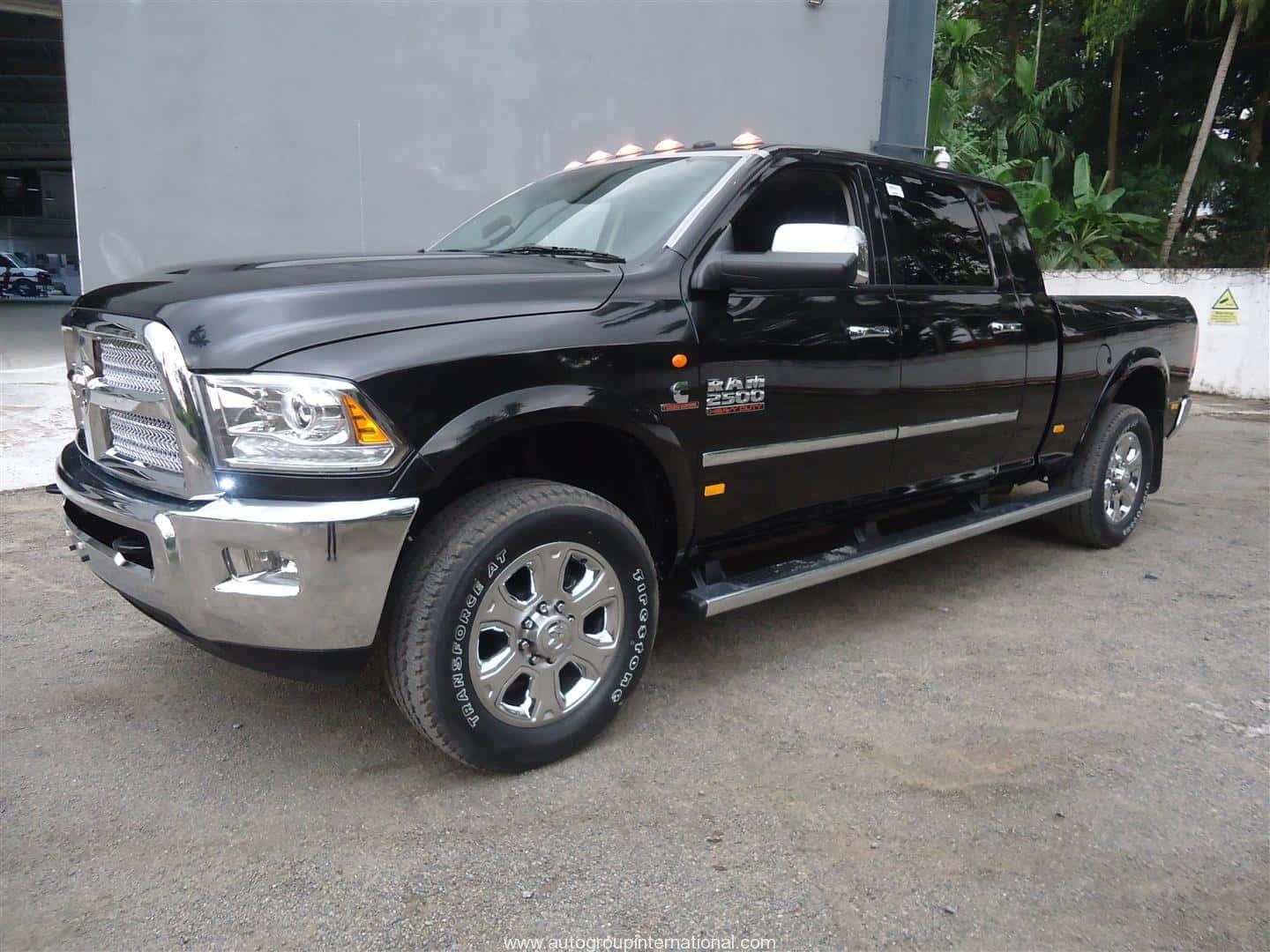 Dodge Ram truck right hand drive