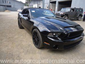 Ford Mustang RHD Conversions