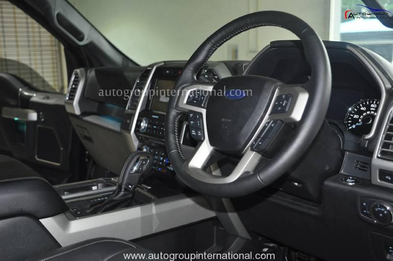 Right Hand Drive 2015 Ford F-150