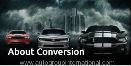 About Conversion