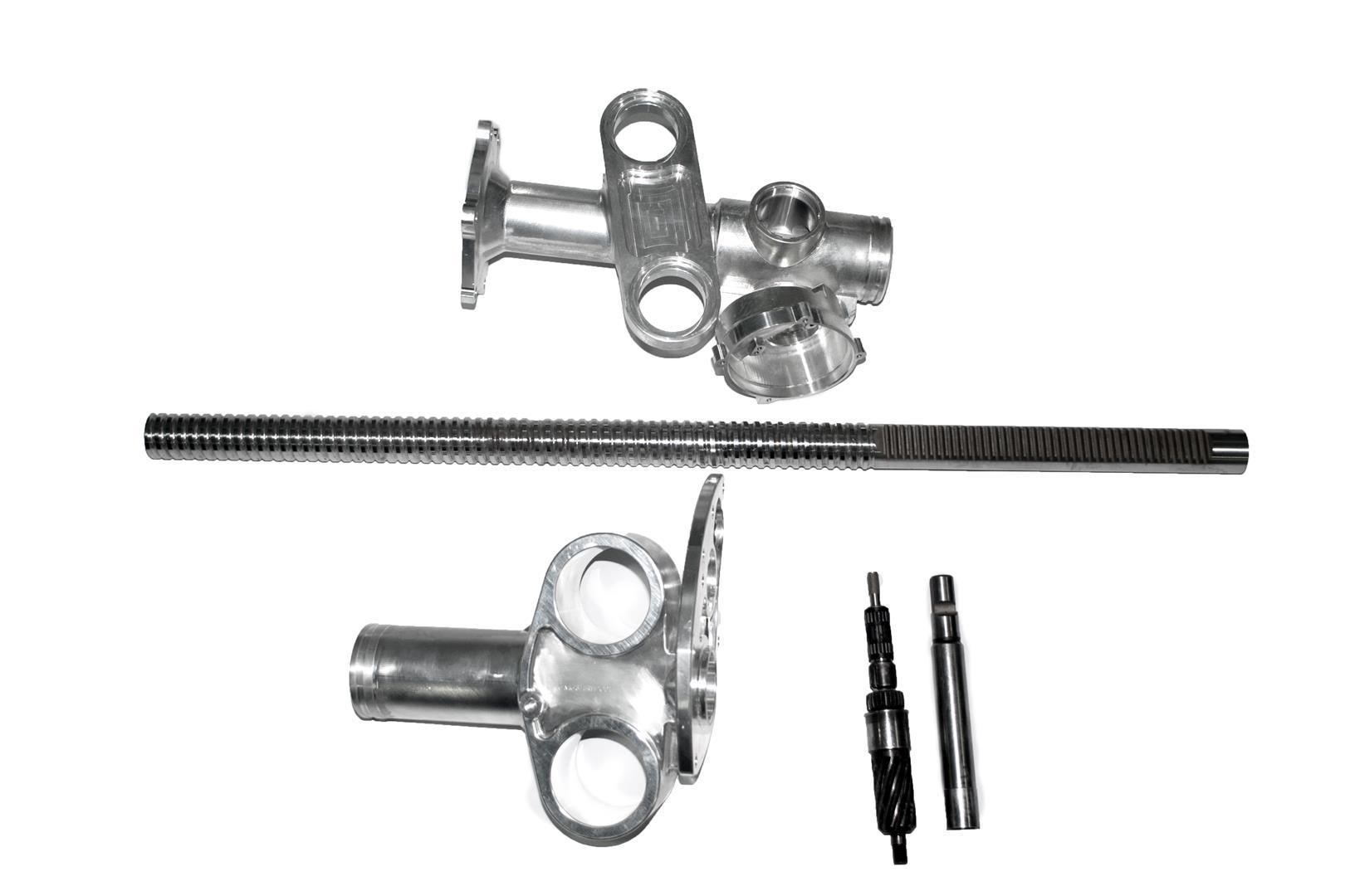 Silverado Right Hand Drive Steering Rack