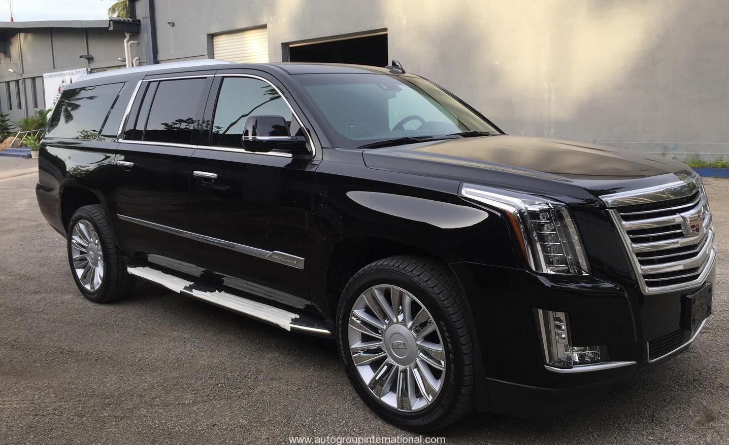 Cadillac Escalade right hand drive