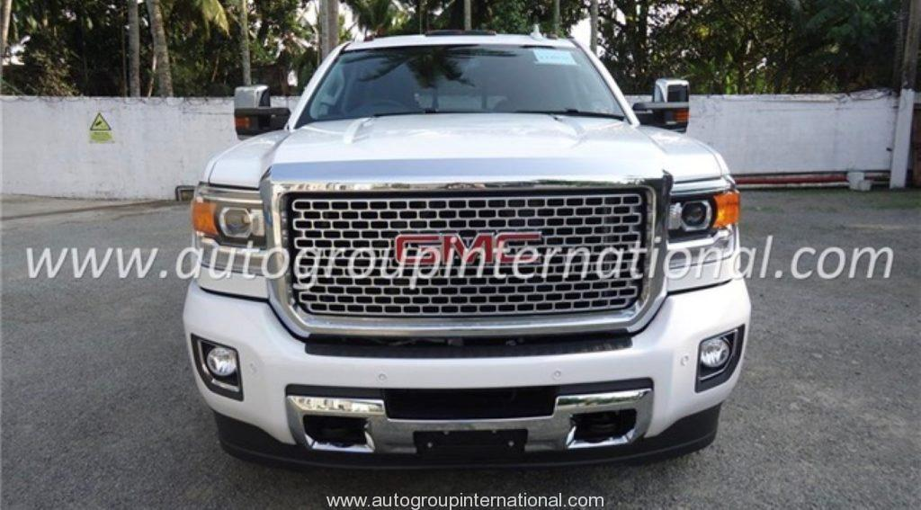 GMC truck conversion
