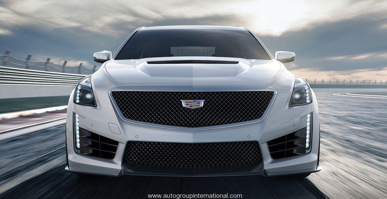 Cadillac right hand drive