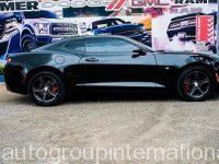 2017 Camaro Custom Black