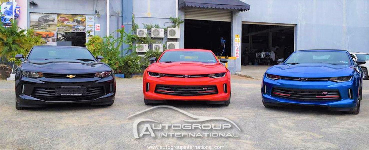 autogroup international camaro